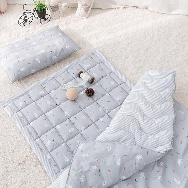 아기이불 뱀부마이크로 여름 소재 어린이집 낮잠이불 풀세트