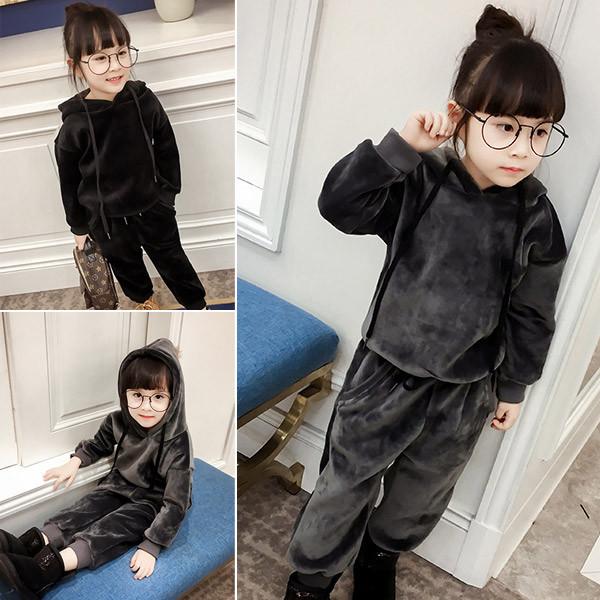 예쁜 아동복 유아 실내복 상하복 루즈핏 상하세트 키즈룩