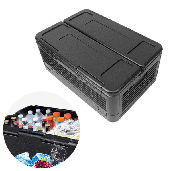 다용도 접이식 수납박스 캠핑용 아이스박스 보온박스 식음료 보관 캠핑용품 UAD
